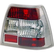 Lanterna Traseira Monza Tubarão 91 92 93 A 96 Cristal #1631