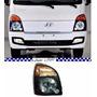 Farol Hyundai Hr Fume 2013 2014 2015 Lado Direito