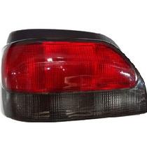 Lanterna Traseira Renault Clio 96/99 Acrilica Bicolor Ld Le