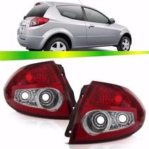 Lanterna Traseira Ford Ka 2008 2009 2010 2011 2012