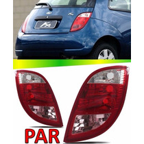 Par Lanterna Traseira Ford Ka 2003 2004 2005 2006 2007