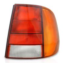 Lanterna Traseira Polo Classic 97 98 99 00 01 Tricolor Cada