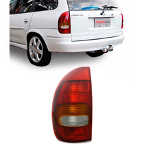 Lanterna Tras Corsa 4 Portas Pick-up Wagon 96 97 98 99 Le