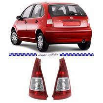 Lanterna C3 2007 2008 2009 2010 2011 2012 Nova Par