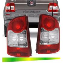 Lanterna Traseira Strada G4 2009 2010 2011 2012 2013 Canto