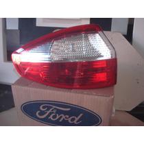 Lanterna Tras New Fiesta Sedan 13/16 Origi Ford Canto Esquer