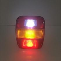 Lanterna De Led Caminhão 12 Ou 24 Volts