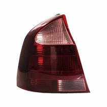 Lanterna Traseira Novo Corsa Sedan Rosa Joy Maxx Esquerdo