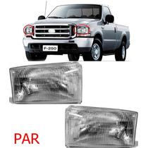 Par Farol Ford F250 1998 1999 2000 01 2002 03 2004 2005 2006
