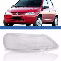 Lente Farol Chevrolet Celta 2006 2005 2004 2003 2002 2001 99