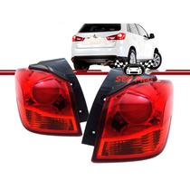 Lanterna Sinaleira Mitsubishi Asx 2010 2011 2012 2013 14 Led