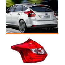 Lanterna Traseira Ford Focus Hatch 2014 2015 2016 Esquerdo