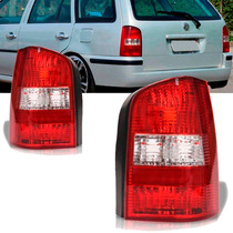Lanterna Traseira Parati G3 99 2000 2001 2002 Fase 1 Bicolor