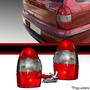 Lanterna Traseira Palio Weekend 96 97 98 99 00 + Brinde