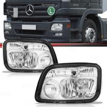 Farol Caminhão Mercedes Actros 2003 2004 2005 2006 2007