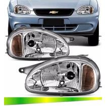 Par Farol Corsa Classic Sedan 2004 2005 2006 2007 2008 2009