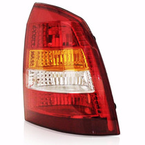 Lanterna Astra Sedan 98 Até 2002 Tricolor
