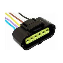 Chicote Eletrico 6 Vias Sensor Do Fluxo De Ar Ford Ka Atm