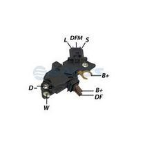 Regulador Voltagem 14v Cummins F250 F350 F4000 Mwm Atm