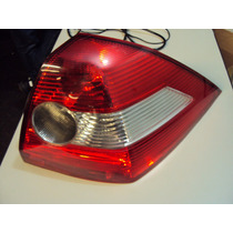 Lanterna Traseira Renault Megane Sedan 06 / 10 Lado Direito