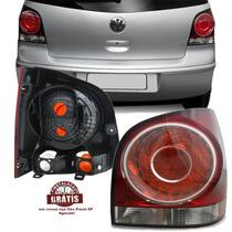 Lanterna Traseira Polo Hatch 07 08 09 Serv 02 03 04 05 06 Ld