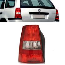 Lanterna Traseira Parati G3 99 2000 2001 2002 Fase 1 Fumê Le