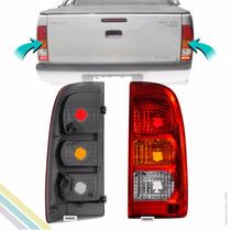 Lanterna Traseira Hilux Srv Pick-up 2005 06 07 08 09 A 2012