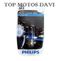 Lâmpada Philips Azul Efeito Xenon Biz Neo Crypton Dream