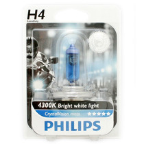 Lâmpadas Philips Extraduty Crystalvision H4 60/55w - 4300k