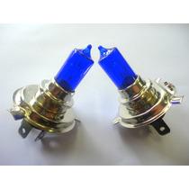 Lampada De Farol M. Xenon Azul Titan 125 Cg 150 Fan Twister