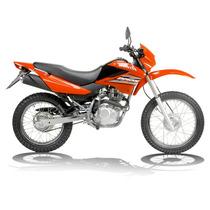 2 Lâmpadas H4 35w Super Branca 6.000k Moto Honda Nxr Bros