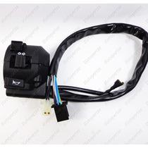 Interruptor Punho De Luz (esquerdo) Original Honda Cb300 R