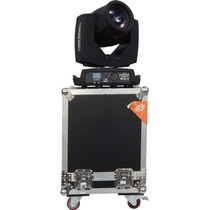 Moving Head Beam 200 Lâmpada Philips 5r Dmx Rítmico + Case