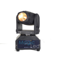 Mini Beam Moving Head Led 12w Cree Rgbw Dmx, Strobo, Prof.