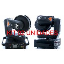 Kit 02 Unidades Se Moving Ovni Disco