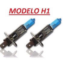 Lâmpada Super Branca H1/ H3 / H4 / H7 55w 5000k - Tipo Xenon