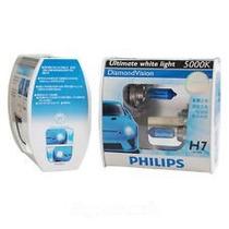 Kit Lâmpadas Original Philips Diamond Vision H7 5000k