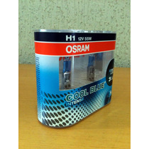 Kit Combo Lampadas H1 H7 H3 Osram Cool Blue Intense 4200k