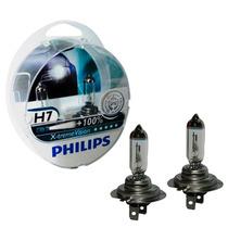 Lâmpada Philips X-treme Vision H7 - 55w 12v - Par