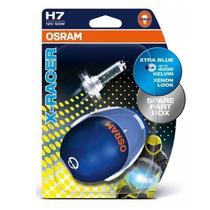 Lâmpada H7 Osram X Racer 12v 55w 4000k Par