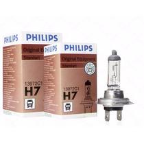 Kit Lâmpadas Halógenas Original - Philips H7 - Osram H3 24v