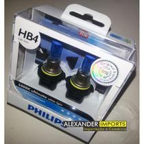 100% Original Selo Registro Philips Hb4 Diamond Vision 5000k