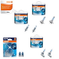 Kit Osram Cool Blue Intense H1 H7 Hb4 T10