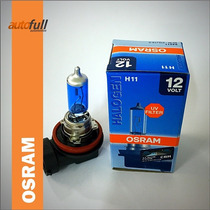Lampadas Osram H11 Cool Blue Hyper 5000k - Super Branca
