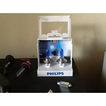 Lâmpadas Philips Dimond Vision 5000k H7