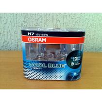 Kit Lampada Osram Cool Blue H7 12v