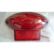 Lente Da Lanterna Traseira Suzuki Gsx750f Original