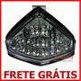 Lanterna Led Fume C/pisca - Honda Cb 1000 R - 2013 2014