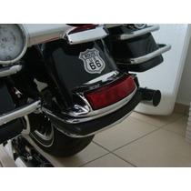 Acessório Harley - Lanterna Bico Para-lama Tras. Led Touring