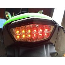Lanterna Leds Piscas Integrados Kawasaki Ninja 250r